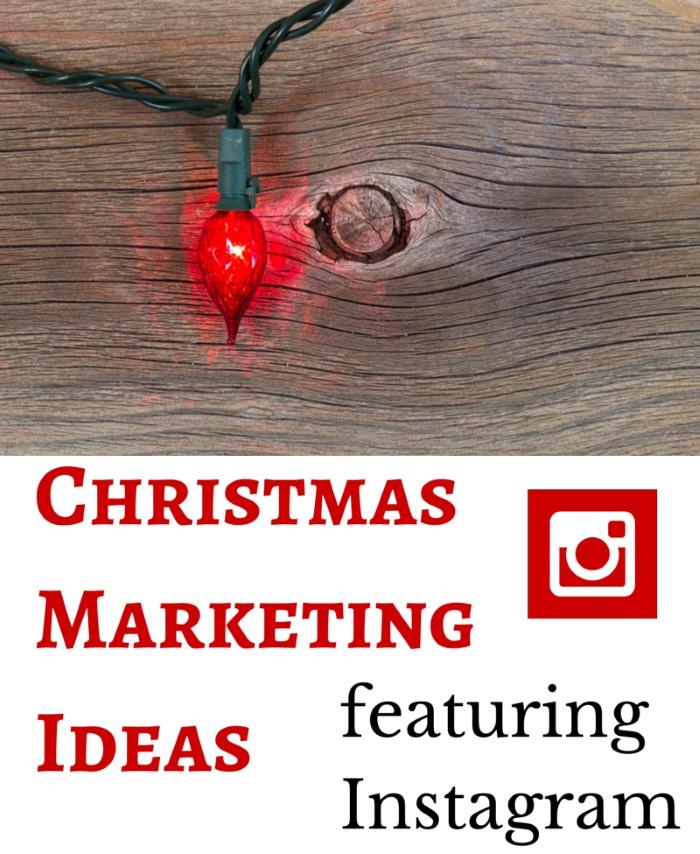 Selfie Christmas Marketing Ideas