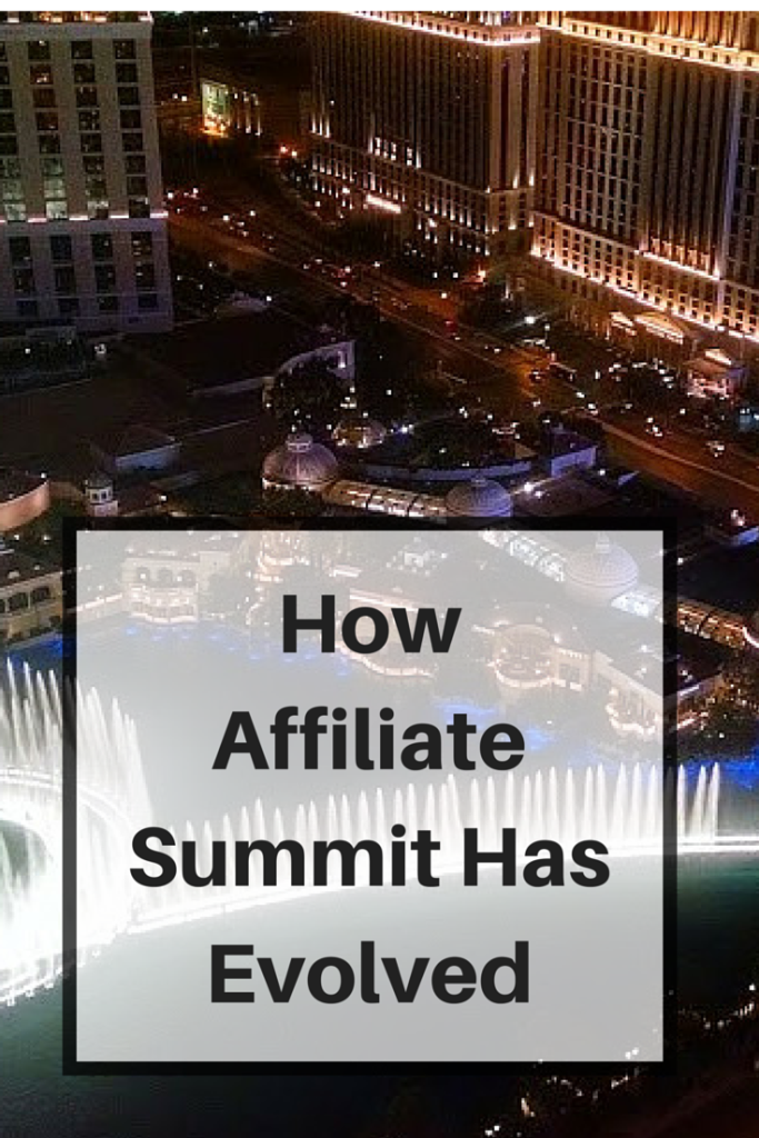 How Affiliate Summit Has Evolved