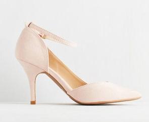 beige heel for work