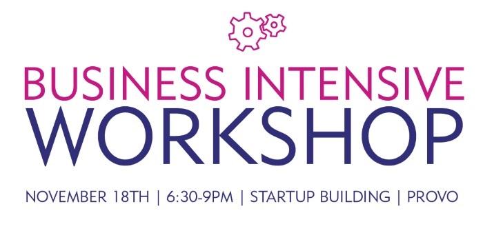 Utah business events - workshop