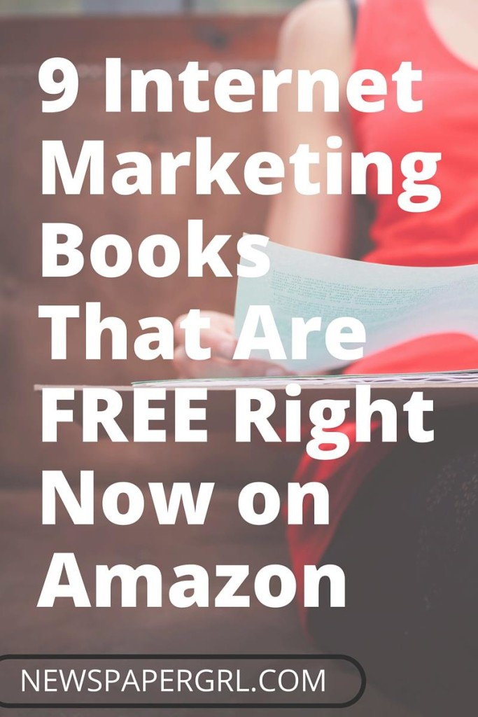 Marketing books free on Amazon