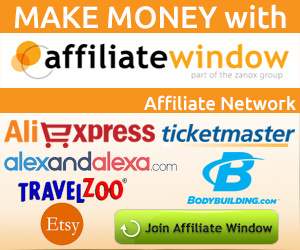 Join Affiliate Window