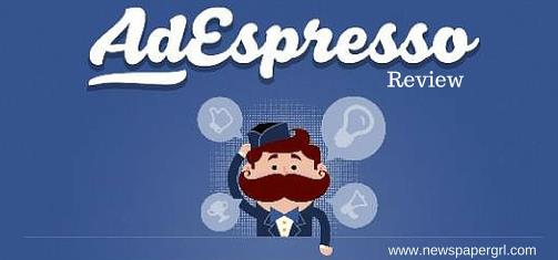 Adespresso Review by Newspapergrl