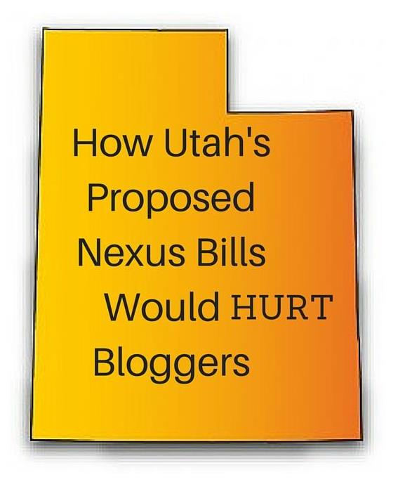 Utah nexus bill