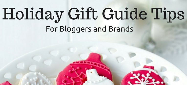 Holiday Gift Guide Tips