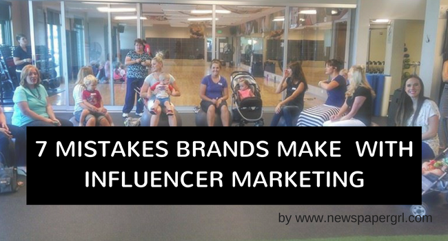 Influencer Marketing Mistakes