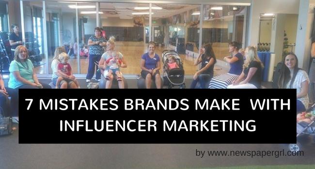 Influencer Marketing Mistakes