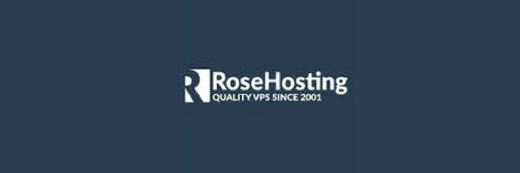 Rose Hosting Black Friday VPN hosting deal