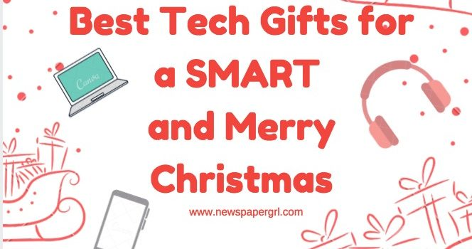 tech christmas gift ideas
