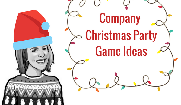 company christmas party games