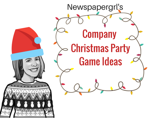 Christmas Party Dress Up Games: Fun Company Christmas Party Ideas Your Employees Will Love