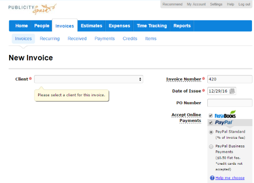 PayPal Fees And How To Avoid Paying Them When Invoicing Clients - Paypal invoicing review