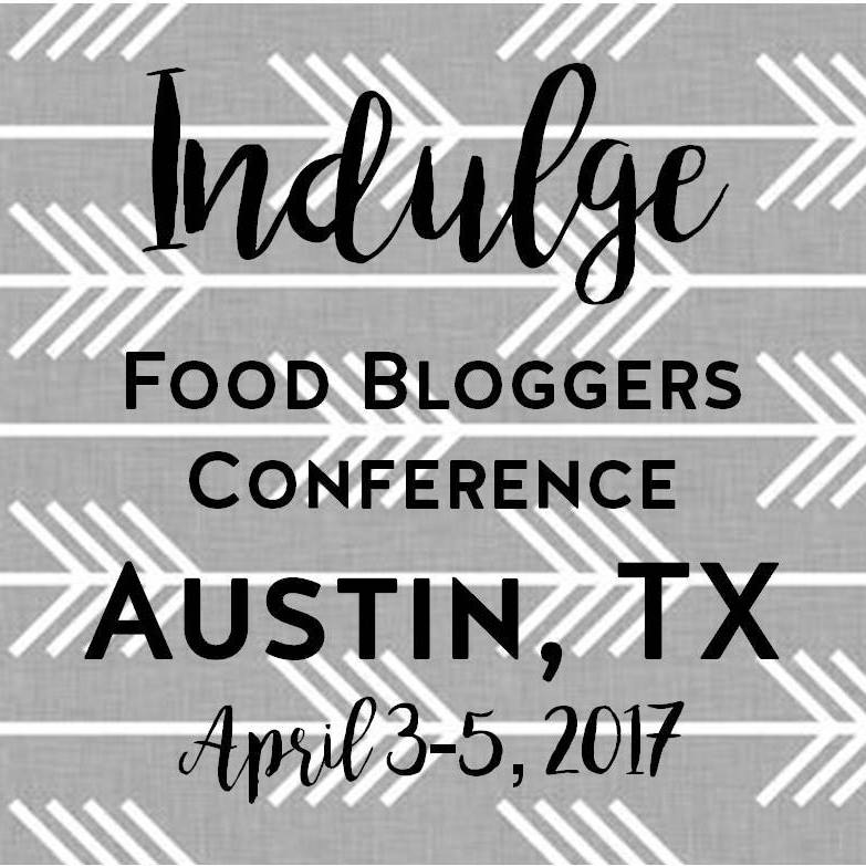Indulge Conference - food bloggers
