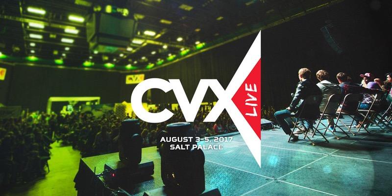 CVX Live tickets