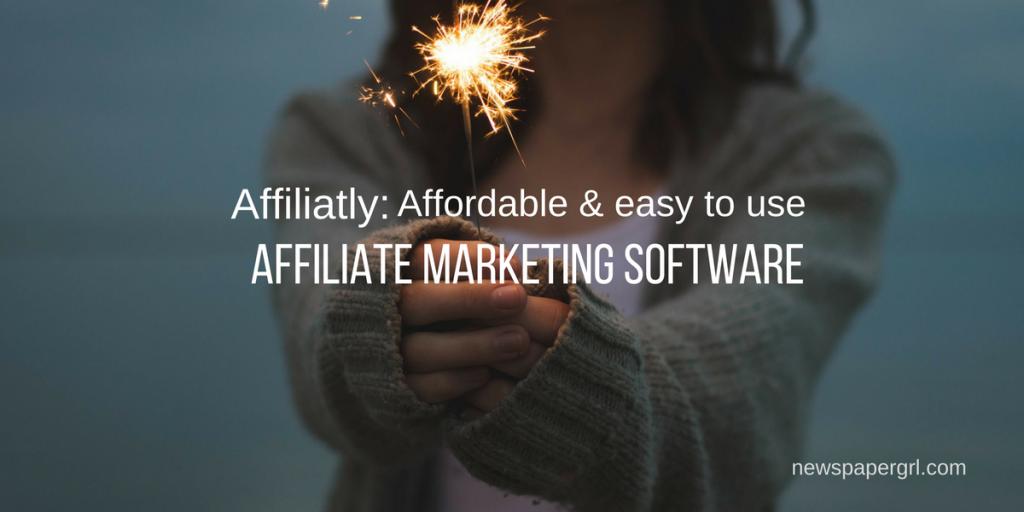 Affiliatly Affiliate Marketing Software