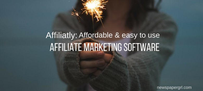 Affiliatly Affiliate Marketing Software